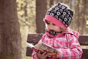 Reader in Nature by Bianca Kauler