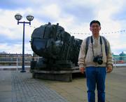 陳明發院士·英倫2005