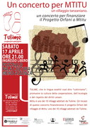 Un concerto per Mtitu