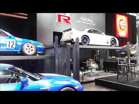 Nissan GT R 50th Anniversary Celebration At the 2019 New York International Auto Show