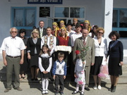 лицей в село Викторовка, Кантемирски район, Молдова