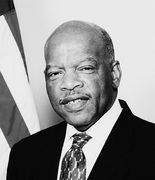 """""""I truely believe that if we don't invest more in our young people, we are headed for disaster...and this is where the revolution must begin."""" - John Lewis"""