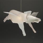 FLYING PIG Lampshade © Dan Maier