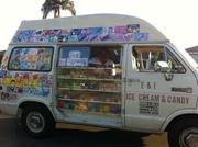 Rancho Park's Ice Cream Man