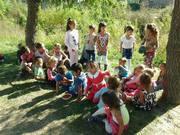 Feeding the Roma Children