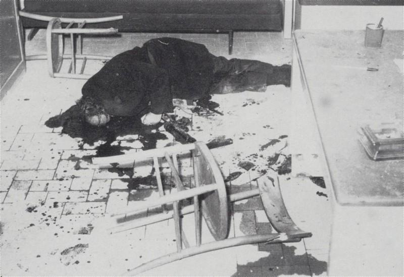 1969: The Viale Lazio Slaughter