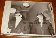 James 'Jimmy Brown' Fallia and Carlo Gambino