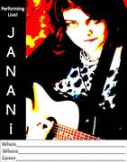 Janani Live at Nutura Cafe