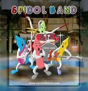 SpidolBand Wallpaper