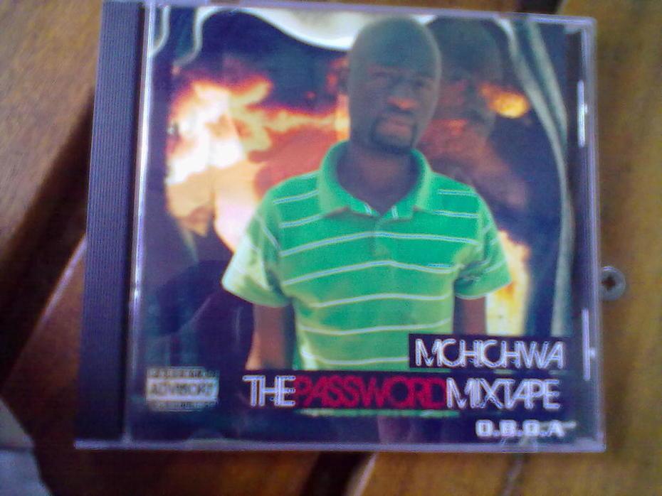 Mchichwa's cd