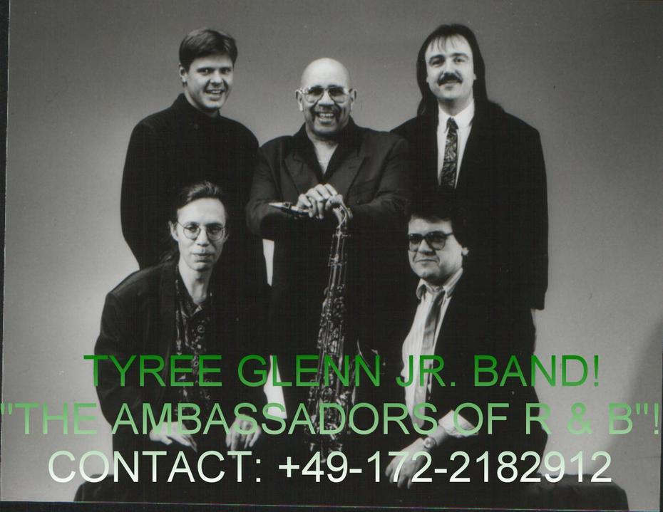 The Tyree Glenn Jr. Band