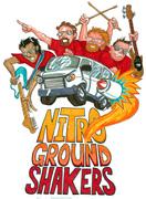 NitroGroundshakers Car Graphic