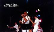 Navy Band @ Jax Beach 4th of July 2001