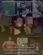 Independent Artist Showcase