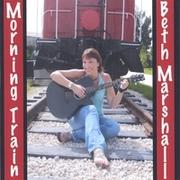 beth marshall Morning Train cd cover