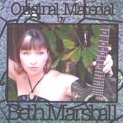 beth marshall Original Music cd cover