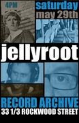 jellyroot record archive