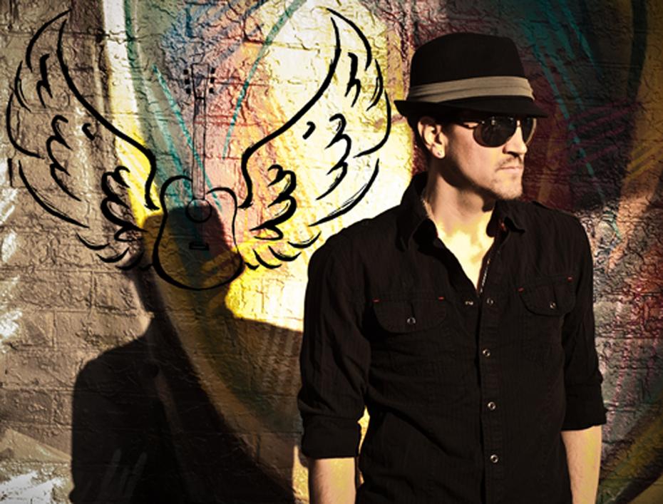 Sean Reyes (Lead Vocals/Guitars)