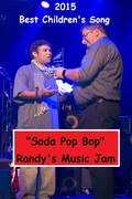 Soda Pop Bop 2015 Best Children's Song