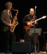 Roberto Tola and Bob Mintzer