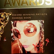 "Grammy contender and Juno 1st round voting contender for 'illusion"" Kiki love"
