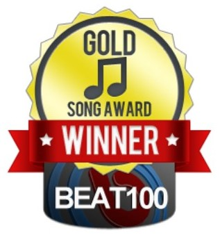 BEAT 100 GOLD SONG AWARD NOVEMBER 2018 GIRL IN A GILDED CAGE