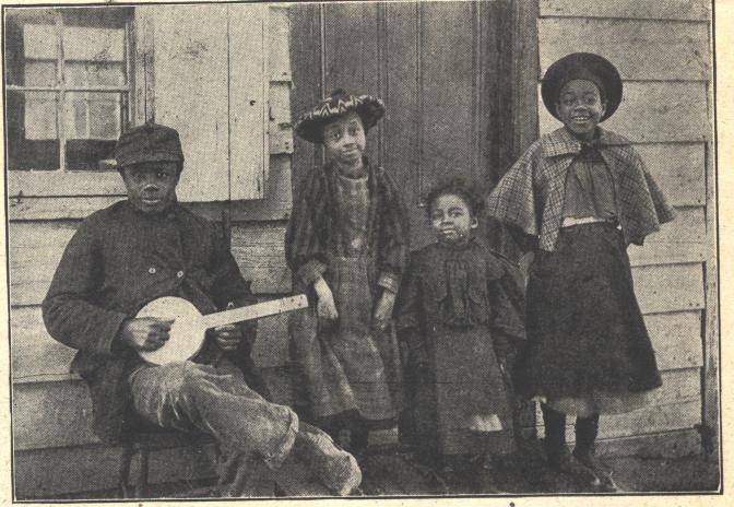 - 1905 Homemade Banjo -