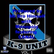K9 UNIT Vol. 1 front