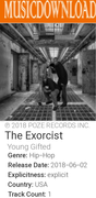 """Download Young Gifted  New Single """"The Exorcist""""  http://downloadz.biz/music/1382484497/the-exorcist-feat-profilez-true-total-ka-os-love-single-young-gifted"""