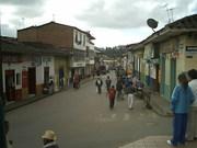 Calle real de San Pedro