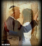 President and First Lady in Israel