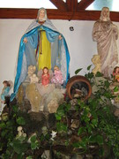 EL SEÑOR JESUS DE LA MISERICORDIA Y LA VIRGEN DELOS DOLORES