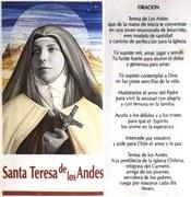 TERESITA DE LOS ANDES