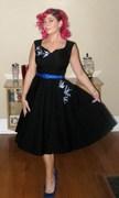 Annalise swing dress :)