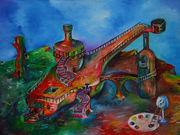 ლადოს ნახატი