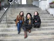 კიბეები გერმანიაშიც უყვართ სტუდენტებს