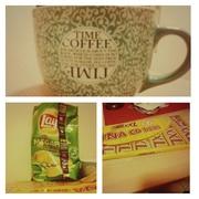 დიეტა ყავით და ტკბილეულით საღამოს საათებში