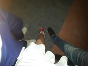 კულმინაცია! ყველაზე ლამაზი ფეხსაცმელი მაცვია მე