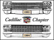 63/64 Cadillac Chapter Logos