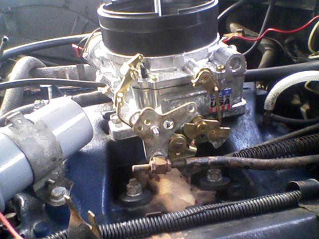 1963 Carburetor Project