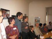 Presentación Ponentes, Congreso Barcelona 2011 en Escuela MarilóCasals