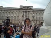 Buckingham y yo, días despues del Congreso Barcelona.