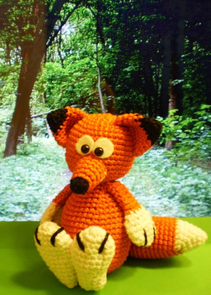Fuchs im Wald