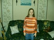 Pullover für unser Juniorschäfchen Tabea