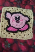 Kirby Granny Square