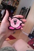 Kirby Aufnäher