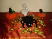 herbst und halloweendeko :-)