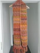 Schal aus Lieblingswolle