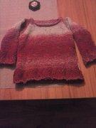 Pullover für meine Nichte