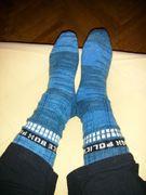 Tardis-Socken!